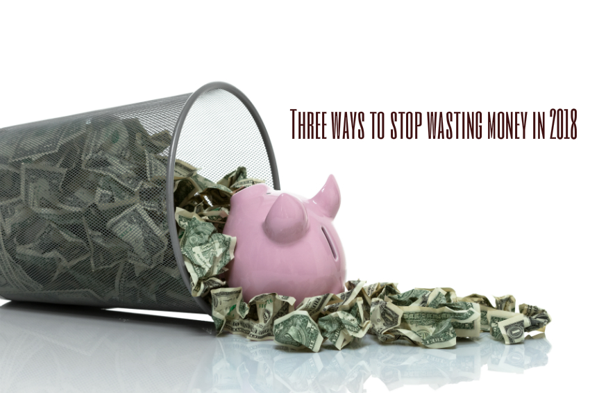 piggy bank in poured out pile of money