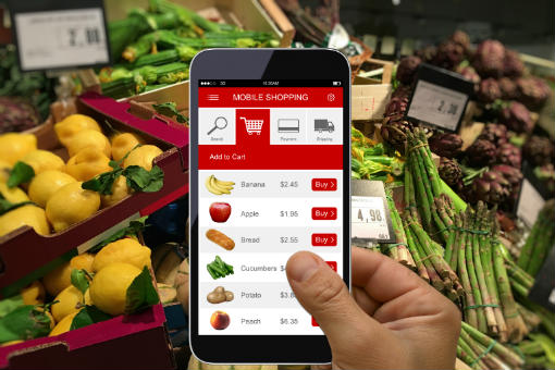 Can you save money ordering your groceries online?