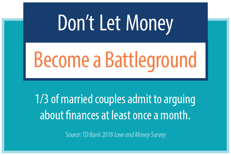 Don't Let Marriage Become a Bakcground