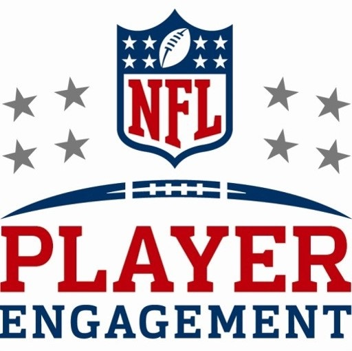 NFL Player Engagement logo