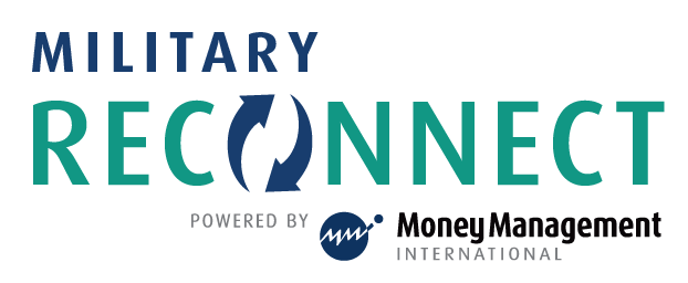 Military Reconnect logo